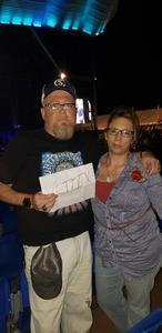 Brian attended Cole Swindell and Dustin Lynch: Reason to Drink Another Tour on Oct 5th 2018 via VetTix
