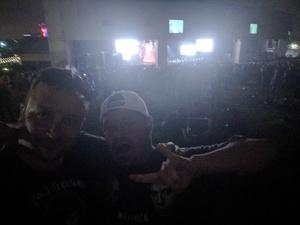 Corey attended Rock Allegiance - Alternative Rock on Oct 6th 2018 via VetTix