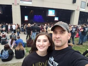 John attended Rock Allegiance - Alternative Rock on Oct 6th 2018 via VetTix