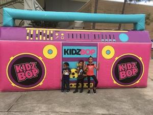 Stephanie attended Kidz Bop 9. 23. 18 @ Cwmp - Houston, Tx on Sep 23rd 2018 via VetTix