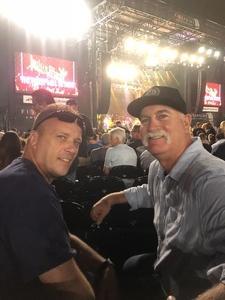 Michael attended Klos Presents: Deep Purple and Judas Priest on Sep 27th 2018 via VetTix