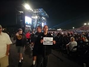 Jose attended Klos Presents: Deep Purple and Judas Priest on Sep 27th 2018 via VetTix