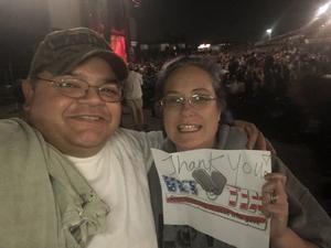 Martin attended Klos Presents: Deep Purple and Judas Priest on Sep 27th 2018 via VetTix