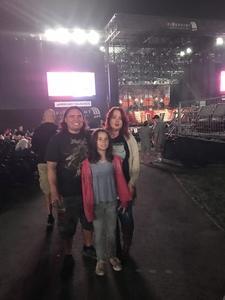 Shawn attended Klos Presents: Deep Purple and Judas Priest on Sep 27th 2018 via VetTix