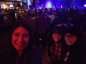 Aileen attended Scotty Mccreery: Seasons Change Tour - Country on Dec 9th 2018 via VetTix