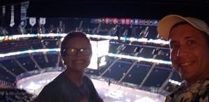 Benjamin attended Tampa Bay Lightning vs. Florida Panthers - NHL Preseason on Sep 25th 2018 via VetTix
