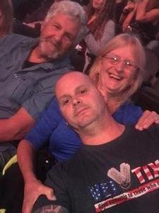 charles attended Justin Timberlake - the Man of the Woods Tour - Pop on Sep 25th 2018 via VetTix