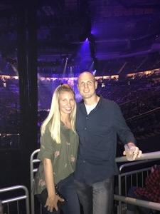 Joshua attended Justin Timberlake - the Man of the Woods Tour - Pop on Sep 25th 2018 via VetTix