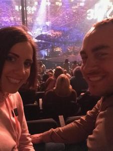Tom attended Justin Timberlake - the Man of the Woods Tour - Pop on Sep 25th 2018 via VetTix