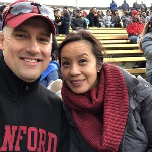 Timothy attended University of California Berkeley Golden Bears vs. Stanford - NCAA Football on Dec 1st 2018 via VetTix
