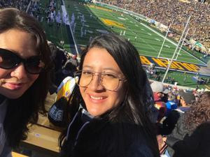carlos attended University of California Berkeley Golden Bears vs. Stanford - NCAA Football on Dec 1st 2018 via VetTix