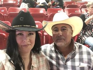 Humberto attended PBR Real Time Pain Relief Velocity Finals - Friday on Nov 2nd 2018 via VetTix