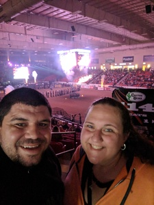 james attended PBR Real Time Pain Relief Velocity Finals - Friday on Nov 2nd 2018 via VetTix
