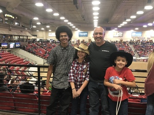 Tom attended PBR Real Time Pain Relief Velocity Finals - Friday on Nov 2nd 2018 via VetTix