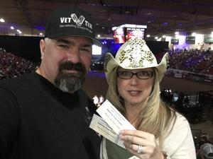 Anthony attended PBR Real Time Pain Relief Velocity Finals - Saturday on Nov 3rd 2018 via VetTix