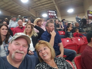 Thomas attended PBR Real Time Pain Relief Velocity Finals - Saturday on Nov 3rd 2018 via VetTix