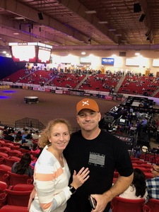 Michael attended PBR Real Time Pain Relief Velocity Finals - Saturday on Nov 3rd 2018 via VetTix