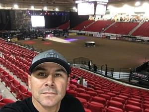 Miguel attended PBR Real Time Pain Relief Velocity Finals - Saturday on Nov 3rd 2018 via VetTix