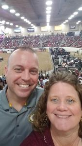 Jeremiah attended PBR Real Time Pain Relief Velocity Finals - Saturday on Nov 3rd 2018 via VetTix