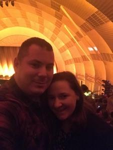 Eric attended Christmas Spectacular for Dec. 13th Only - E-tickets on Dec 13th 2018 via VetTix