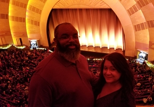 Jermaine attended Christmas Spectacular for Dec. 13th Only - E-tickets on Dec 13th 2018 via VetTix