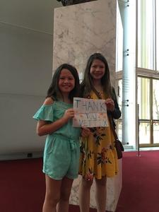 Click To Read More Feedback from The Washington Ballet Presents TWB Welcomes - Sunday Matinee