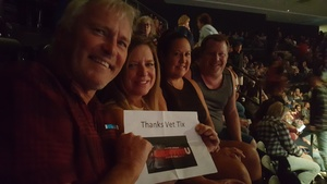 Gary attended Keith Urban: Graffiti U World Tour on Sep 27th 2018 via VetTix