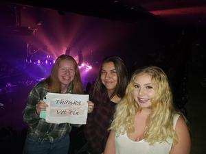 Michael attended Keith Urban: Graffiti U World Tour on Sep 27th 2018 via VetTix