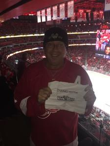 Click To Read More Feedback from Detroit Red Wings vs. Columbus Blue Jackets - NHL