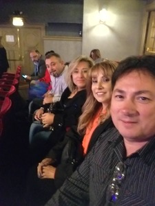 Lee attended Lord of the Dance - Dangerous Games - Dance on Oct 20th 2018 via VetTix