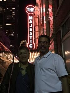 GUILLERMO attended Lord of the Dance - Dangerous Games - Dance on Oct 20th 2018 via VetTix