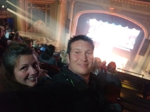 Micah attended Lord of the Dance - Dangerous Games - Dance on Oct 20th 2018 via VetTix