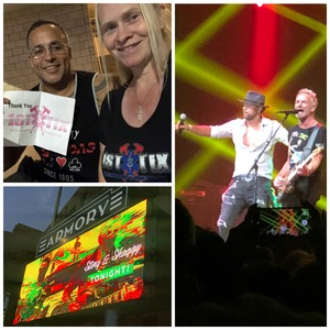 Click To Read More Feedback from Sting and Shaggy - the 44/876 Tour - Pop