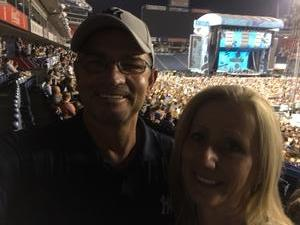 Ronald attended Ed Sheeran: 2018 North American Stadium Tour - Pop on Oct 6th 2018 via VetTix