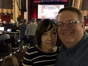 Andrew attended America at the Paramount Theatre on Sep 27th 2018 via VetTix