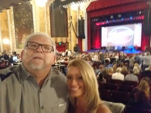 Donald attended America at the Paramount Theatre on Sep 27th 2018 via VetTix