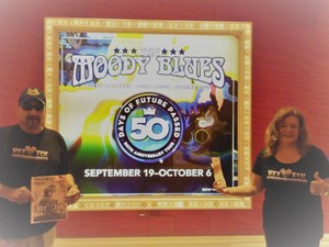 Click To Read More Feedback from The Moody Blues - Days of Future Passed - 50th Anniversary Tour