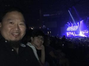 Sean attended Fall Out Boys on Sep 28th 2018 via VetTix