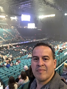 Luis attended Fall Out Boys on Sep 28th 2018 via VetTix