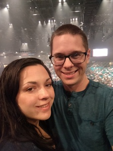 Zachery attended Fall Out Boys on Sep 28th 2018 via VetTix
