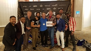 Daniel attended Clever Talks: Made in America Vet Tix Exclusive on Oct 11th 2018 via VetTix