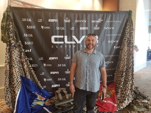 Andres attended Clever Talks: Made in America Vet Tix Exclusive on Oct 11th 2018 via VetTix