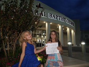 Duane attended Big Church Night Out on Oct 12th 2018 via VetTix