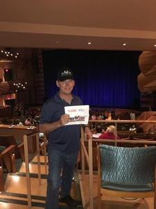 James attended The Chinese Warriors of Peking on Oct 5th 2018 via VetTix