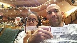 Joshua attended The Chinese Warriors of Peking on Oct 5th 2018 via VetTix
