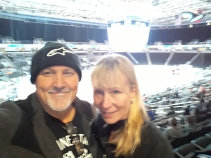 Byron attended San Jose Barracuda vs. Ontario Reign - AHL on Oct 5th 2018 via VetTix