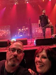 Philip Boltz attended Monsters of Metal with Tributes to Iron Maiden, Dio, and Motley Crue on Oct 12th 2018 via VetTix