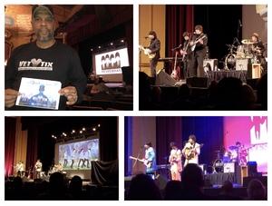 JOE-LEE attended Hudson Valley Theater - Yesterday Beatles Tribute on Oct 13th 2018 via VetTix