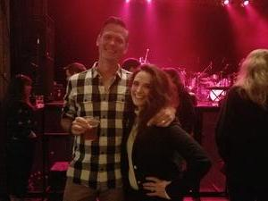 RYAN attended The Record Company - Standing Room Only on Oct 12th 2018 via VetTix