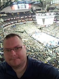 Kenneth attended Dallas Mavericks vs. Beijing Ducks - NBA on Sep 29th 2018 via VetTix